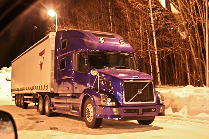 Volvo Amrekanare